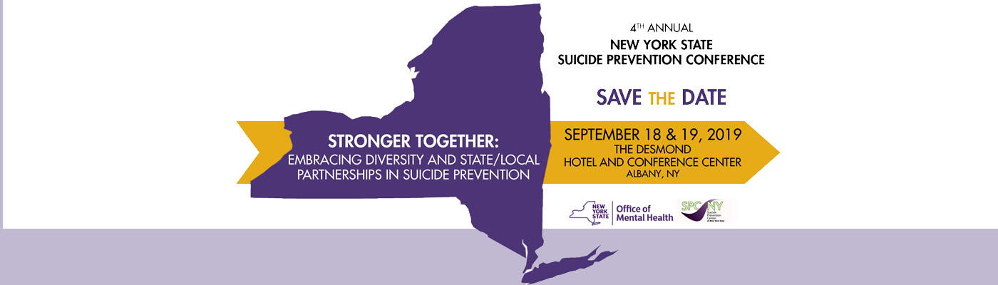 NYS Suicide Prevention Conference